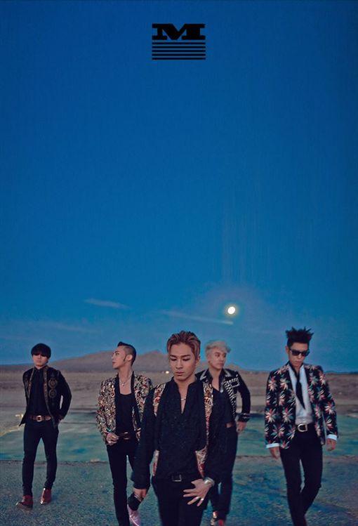BIGBANG/翻攝自臉書