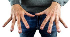 手,手指,指甲,圖/翻攝自Pixabay
