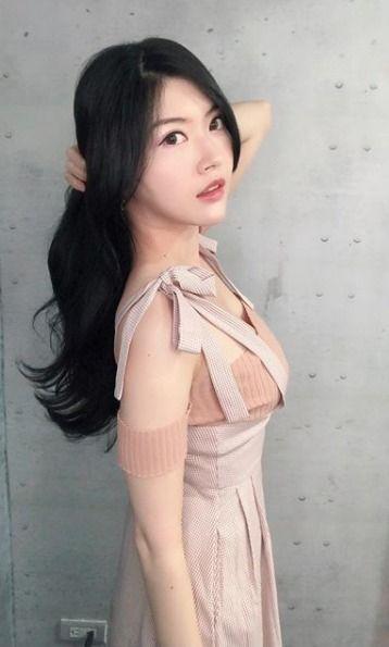 香港《新假期週刊》評選2017台灣最正6大女素人(圖/翻攝自IG)