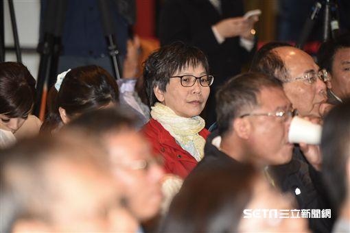 台北市長辦公室主任蔡壁如 圖/記者林敬旻攝