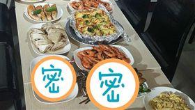 餐廳,員工餐,龍蝦,牛排(圖/爆怨公社)