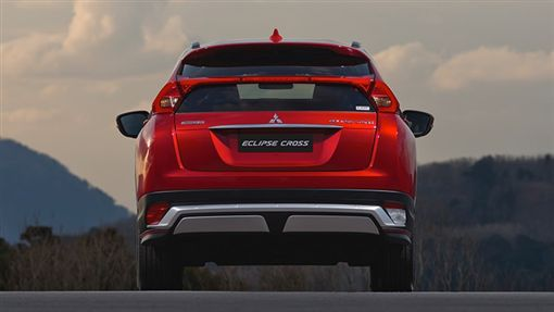 Mitsubishi Eclipse Cross(圖/翻攝Mitsubishi官網)