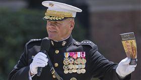 美國海軍陸戰隊司令奈勒,Robert Neller,圖/翻攝自美國海軍陸戰隊官網