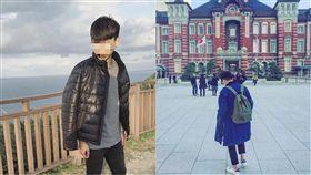 日本,南韓,冬天,大衣,羽絨衣,穿搭,醜,時尚,PTT,批踢踢 圖/網友提供