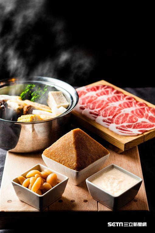 肉大人肉鋪,味噌蒜頭釀。(圖/肉大人提供)