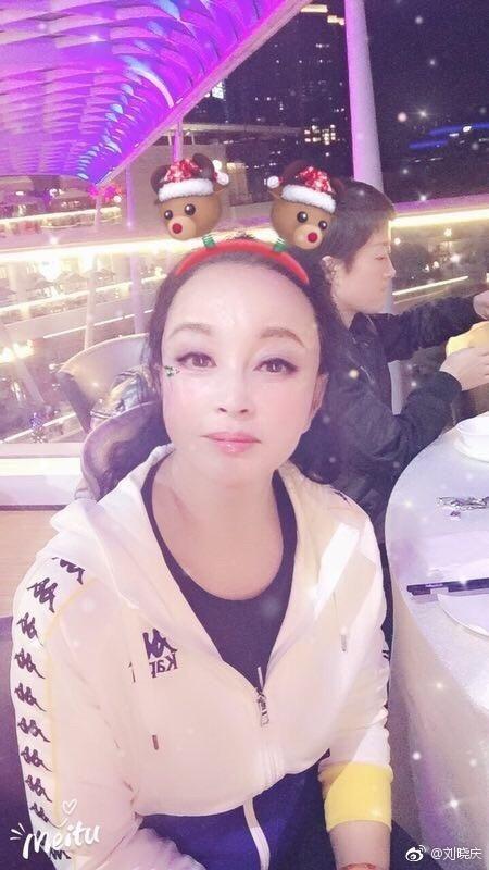 劉曉慶(圖/翻攝自微博) ID-1190395