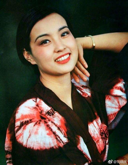 劉曉慶(圖/翻攝自微博) ID-1190396