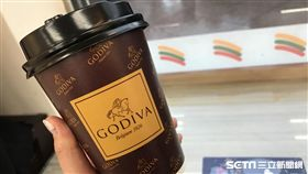 超商,咖啡,GODIVA/記者馮珮汶攝影