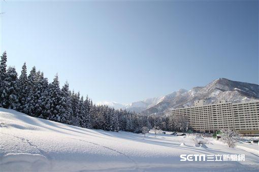 日本人氣滑雪飯店。(圖/樂天旅遊訂房網提供)
