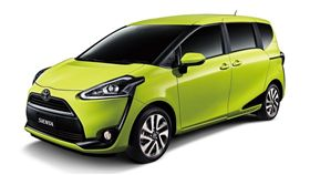 Toyota Sienta。(圖/翻攝Toyot官網)
