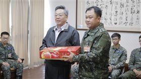 林國演赴成功嶺104旅道歉 圖/役政署提供