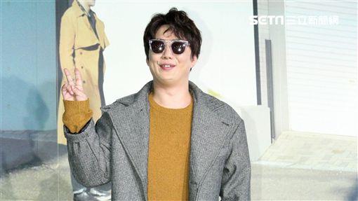 20171101-蕭煌奇 人生我敬你一杯記者會安心亞站台