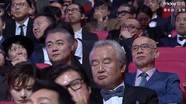 涂們坦承金馬打盹 感謝台灣觀眾包容