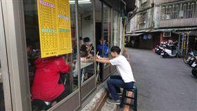 吃飯,用餐,邊緣,邊緣人,位置,隔離,Dcard 圖/翻攝自Dcard