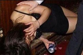 強姦,喝醉,性侵 圖/翻攝自人民網