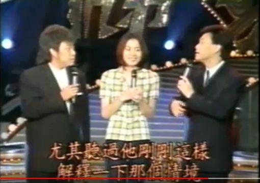 張菲,王菲,費玉清,龍虎兄弟。(翻攝自youtube)