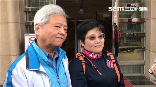 中山醫學大學大四生張博崴登山失蹤,父母請求國賠,高院判免賠。潘千詩攝影