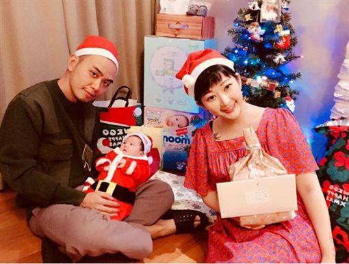 山東,楊大正,聖誕節(圖/翻攝山東IG)