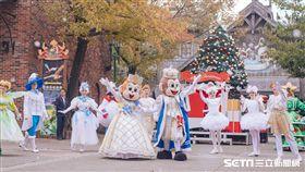 六福村VR體驗,聖誕節。(圖/六福村提供)