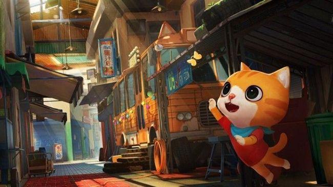 一起進入《小貓巴克里》的動物世界