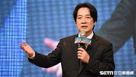 行政院長賴清德出席2017體育菁英獎頒獎典禮。 圖/記者林敬旻攝