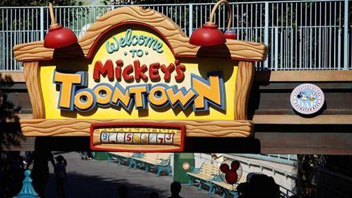 美國,加州,迪士尼,遊樂園,停電,意外 圖/翻是自CNBC