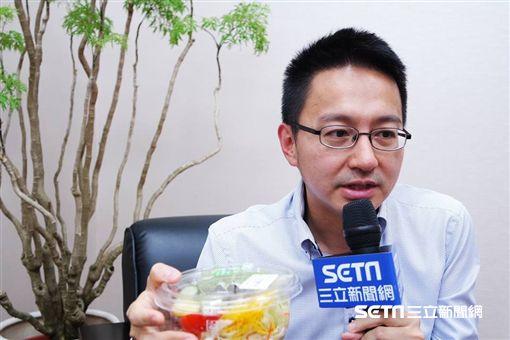 疾管署副署長羅一鈞談罹患糖尿病的心路歷程。(圖/記者李鴻典攝)