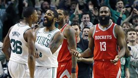 James Harden,Kyrie Irving(ap)