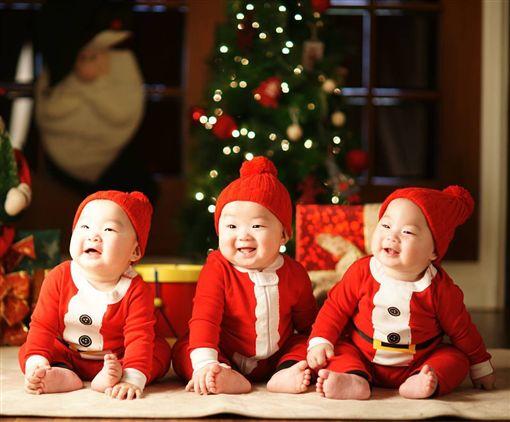 ▲大韓民國萬歲可愛模樣十分受觀眾喜愛。(圖/翻攝自宋一國IG)
