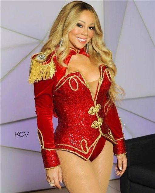 圖/翻攝自Mariah Carey臉書