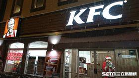 日本肯德基,日本KFC,日本速食店,日本漢堡店(記者翁堃泰/攝影)