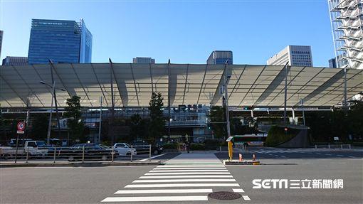 JR東京站,JR東京駅,JR東京車站,日本車站(記者翁堃泰/攝影)