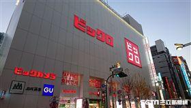 日本百貨公司,日本BICQLO百貨公司,日本BicCamera,日本UNIQLO,日本優衣庫(記者翁堃泰/攝影)