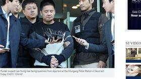 南韓,李永學 http://www.straitstimes.com/asia/east-asia/south-koreans-gripped-by-molar-daddy-murder-case