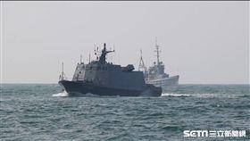 海軍影片「勇敢追夢」海軍司令部提供