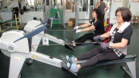 ▲會員制健身中心。(圖/高雄市體育處提供)