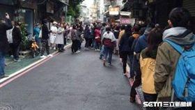 永康街燒臘店歇業 店門前大排長龍/網友授權使用