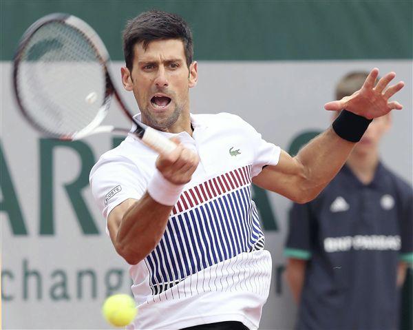 ▲喬科維奇(Novak Djokovic)。(圖/美聯社/達志影像)