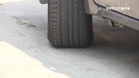 惡意刺輪胎1200