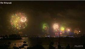 澳洲雪梨跨年煙火_The Telegraph http://www.telegraph.co.uk/news/2017/12/31/new-years-eve-celebrations-world-welcomes-2018-samoa-becomes/