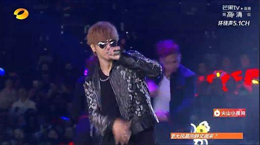 羅志祥 Super Junior-M成員Henry劉憲華/翻攝自芒果tv