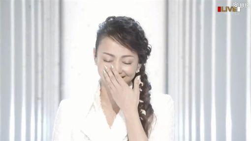 安室奈美惠 /翻攝自秒拍