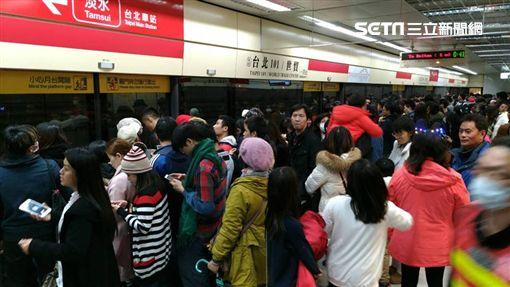 跨年,台北捷運,輸運,運量,101,跨年夜