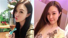 吳品萱,離婚,新年,雙胞胎,兒子,名模(圖/翻攝自吳品萱臉書)