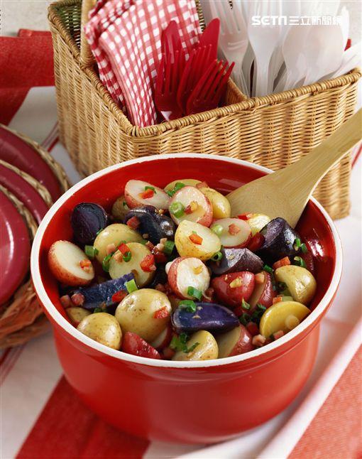 年終,新年,美食,熱量,營養師,林世航,美國馬鈴薯