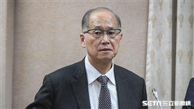 外交部長李大維赴國防及外交委員會備詢。 圖/記者林敬旻攝