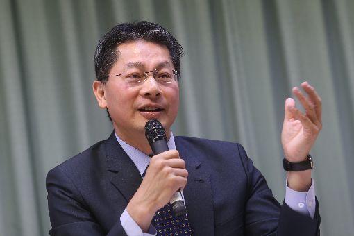 外交部例行記者會(2)外交部2日上午舉行例行記者會,發言人李憲章等人出席並回應媒體相關提問。中央社記者吳家昇攝 107年1月2日