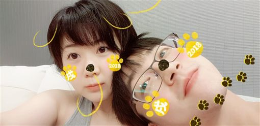 -福原愛-江宏傑-圖/翻攝自福原愛 Ai Fukuhara臉書