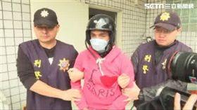 印尼籍逃逸移工阿杜Jaryanto,殺女友Sopiah,屍體藏紙箱,宜蘭。資料、翻攝