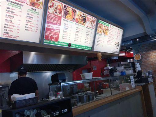 艾力克斯,餐廳,瑪丘墨式餅舖(記者郭奕均攝影)